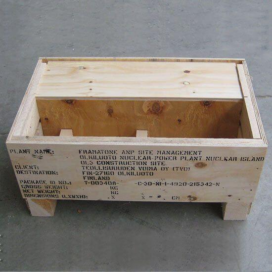 Transportkisten von Lignox
